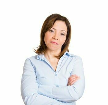 Negative Körpersprache im Vorstellungsgespräch verhindern