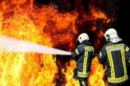 Vorstellungsgespräch bei der Feuerwehr
