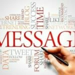 Wiederholung stärkt die Botschaft