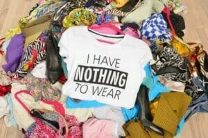 Kleidung Mode Trend