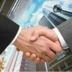 Handshake, Händedruck, Handschlag