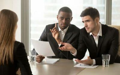 Bewerbungsgespräch Fehler: Vermeiden Sie diese No-Gos