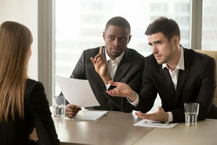 Bewerbungsgespräch Fehler vermeiden