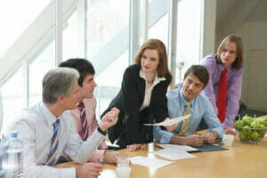 Vorstellungsgespräch Teamleiter