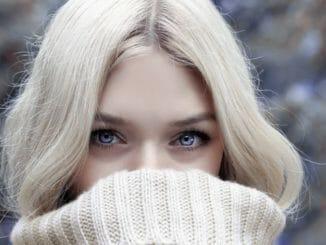 Körpersprache Augen