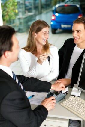 Vorstellungsgespräch Automobilkaufmann