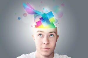 Kreativität beginnt im Kopf