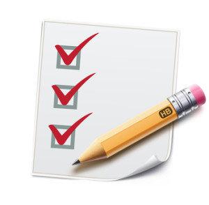 Checkliste Vorstellungsgespräch