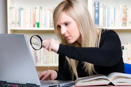 Verschaffen Sie sich einen Vorteil indem Sie die Webseite des Unternehmens nach diesen Punkten analysieren