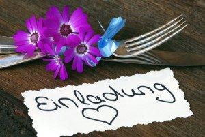 einladung zum vorstellungsgespräch mit mustervorlage, Einladung