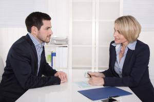 Bewerbungsgespräch Stressfragen