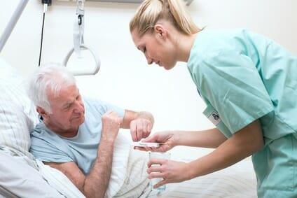Vorstellungsgespräch Altenpflege