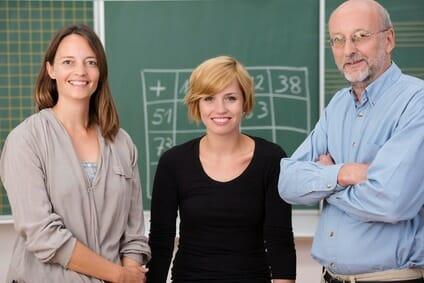Vorstellungsgespräch Lehrer