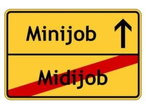 Hier zum Minijob