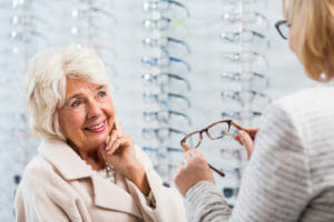 Beratung Optiker