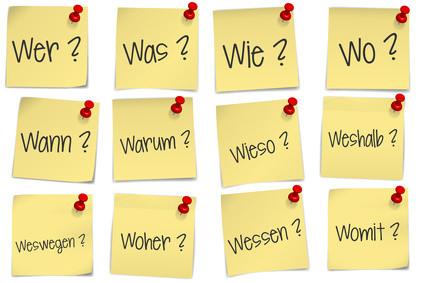 Beispiele offener Fragen und mögliche Antworten beim Vorstellungsgespräch + Vorbereitung